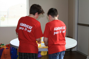 Random Acts of Kindness -- photo courtesy of Kidz Showing Kindness