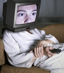 Limit TV time -- photo courtesy of Studio Jona