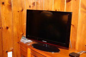 The old -- but faithful tv