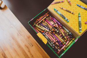 Colours affect happiness -- photo courtesy of Leisey Vidal on Unsplash