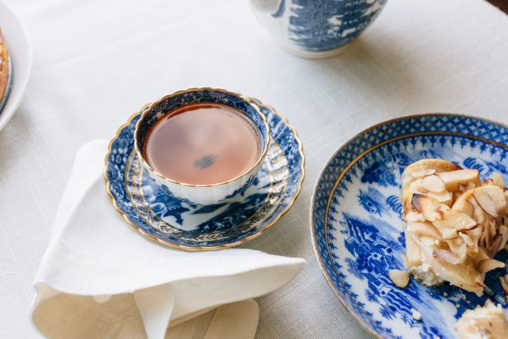Tea time -- Photo courtesy of Erol Ahmed on Unsplash